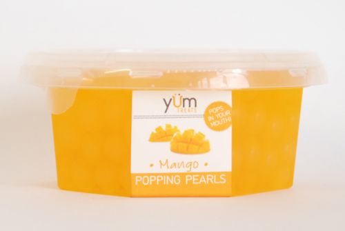Mango Popping Pearls 200g