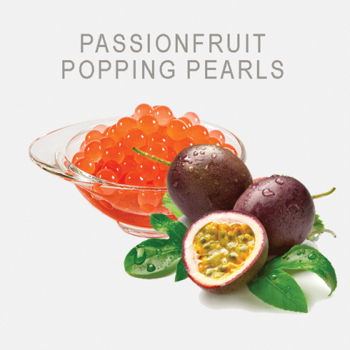 Passionfruit Popping Pearls 3.2kg