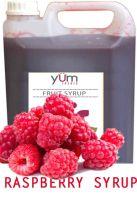 Raspberry Syrup 5kg x 4