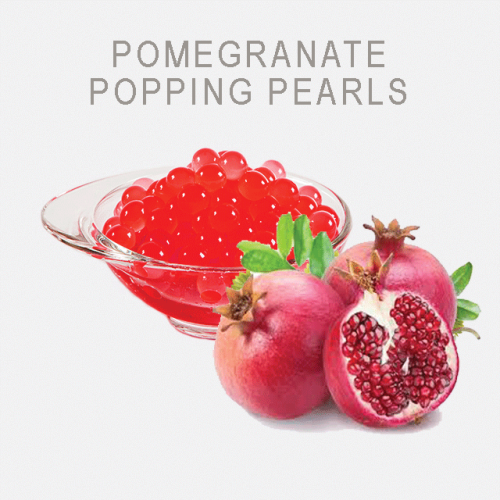 Pomegranate Popping Pearls 3.2kg