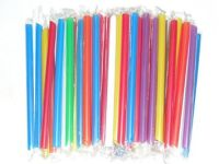 Jumbo Straws Wrapped 90pc